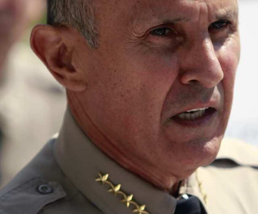 Commission Investigators depict Sheriff Lee Baca as a disengaged and uninformed manager who failed to prevent abuse of inmates by deputies.