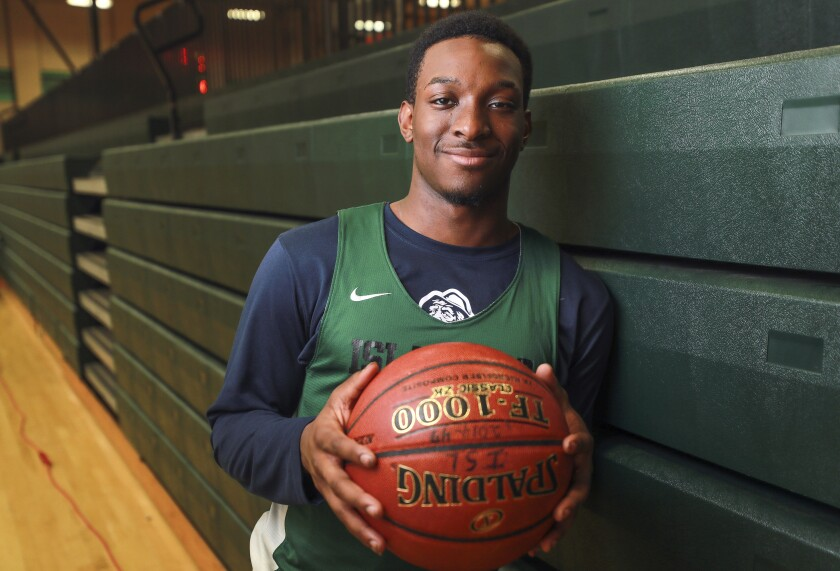 Coronado High's Wayne McKinney III plans to play college basketball at USD.