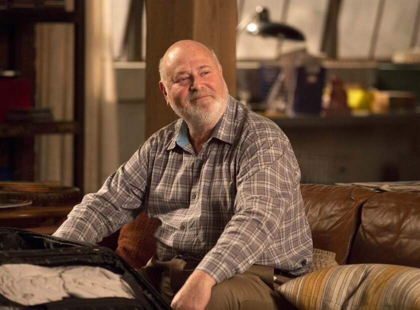 Rob Reiner to direct new Spike TV series based on 'Basket Case