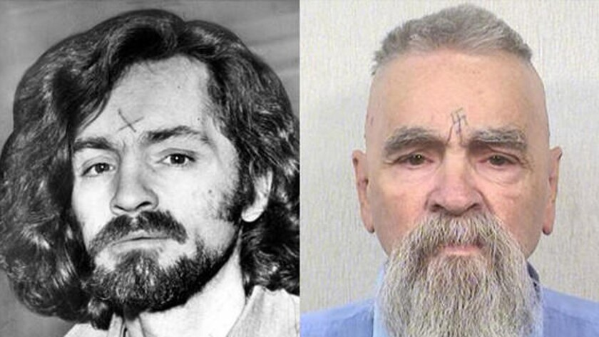 Charles Manson was sentenced to death in 1971 but was resentenced to life in prison after the California Supreme Court ruled the death penalty unconstitutional.