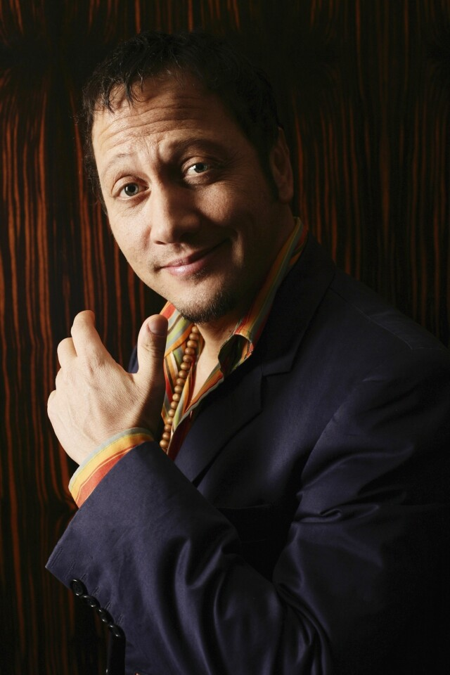 """@RobSchneider — """"I was 5 yrs old, I had just had my tonsils removed so it really hurt to laugh! I watched Jonathan Winters on TV, it was pure painful joy!"""""""
