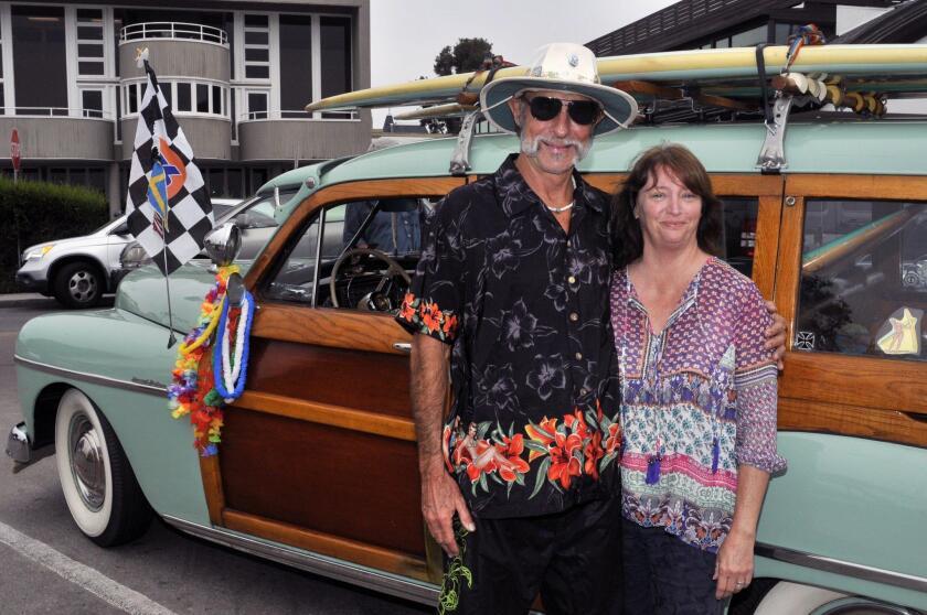 Richard and Patricia Seborg