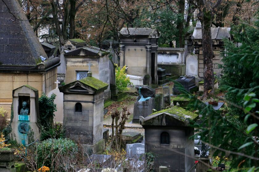 Oscar Wilde and Jim Morrison live on here: A stroll through Père-Lachaise Cemetery