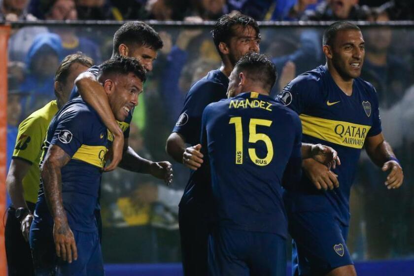 Sendos empates de Boca y River en el inicio de una Superliga con pocos goles