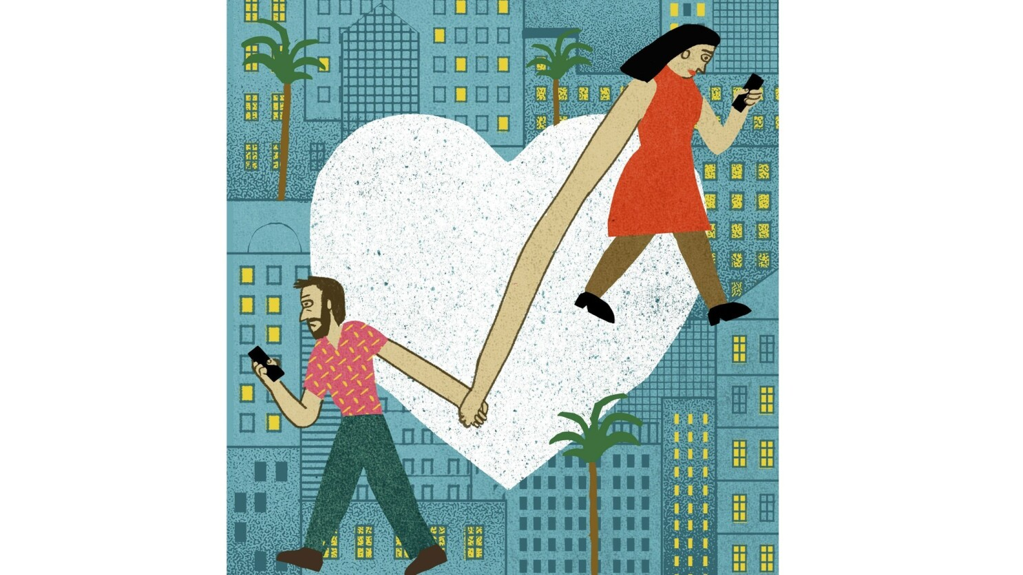 L.A. Affairs: Why dating in L.A. comes down to ZIP Codes - Los Angeles Times