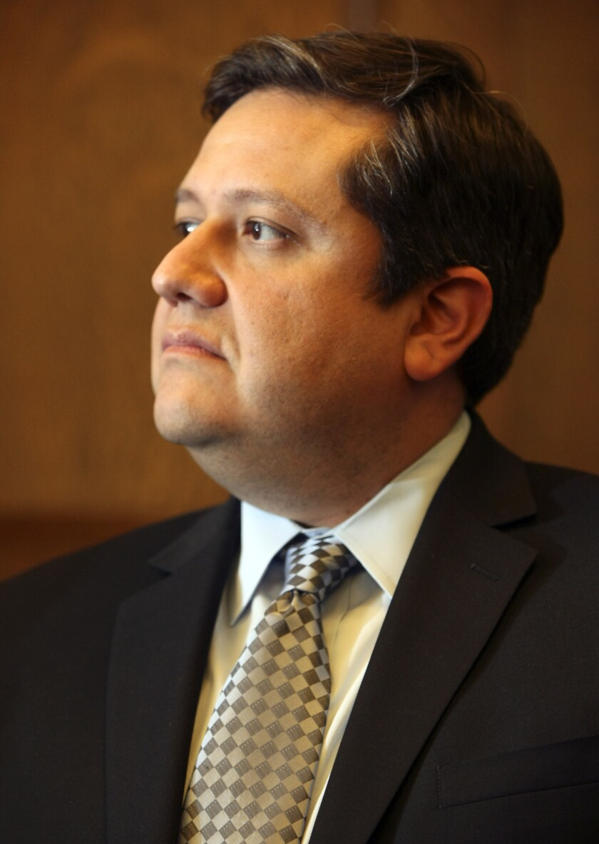 Miguel Santana will be retained in his post by Mayor Eric Garcetti.