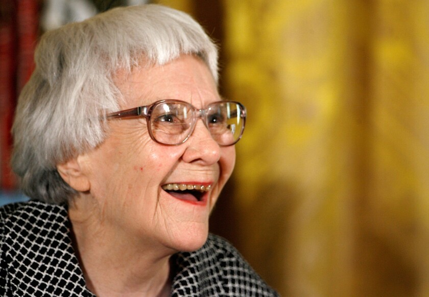 An investigation into the case of Harper Lee, shown here in 2007, has been closed, according to the New York Times.