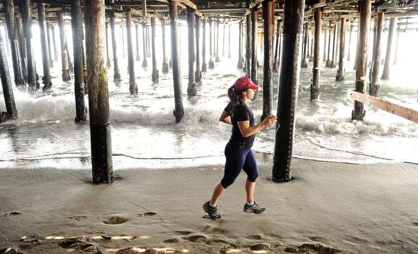 You can thank the drought for improved water quality at Southern California beaches