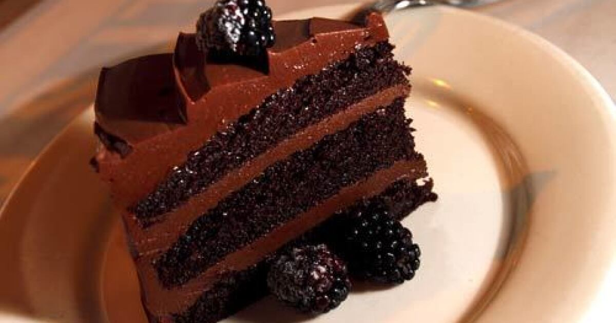 My family's chocolate cake is the cure for election anxiety — here's the secret recipe