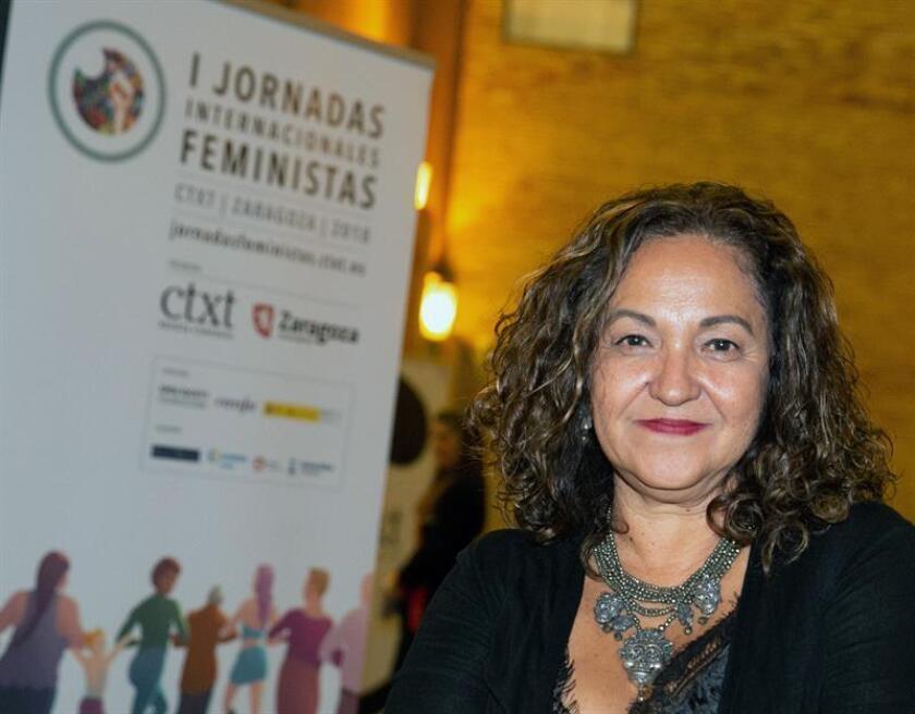 La periodista mexicana Sanjuana Martínez. EFE/Archivo