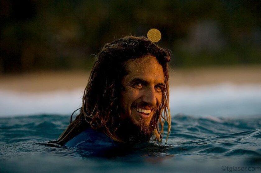 Local surf icon Rob Machado