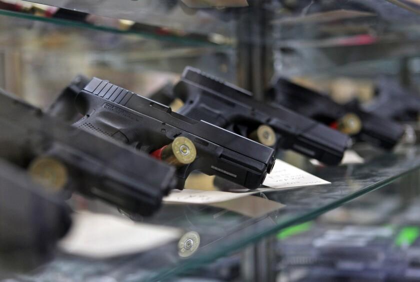 Concealed guns