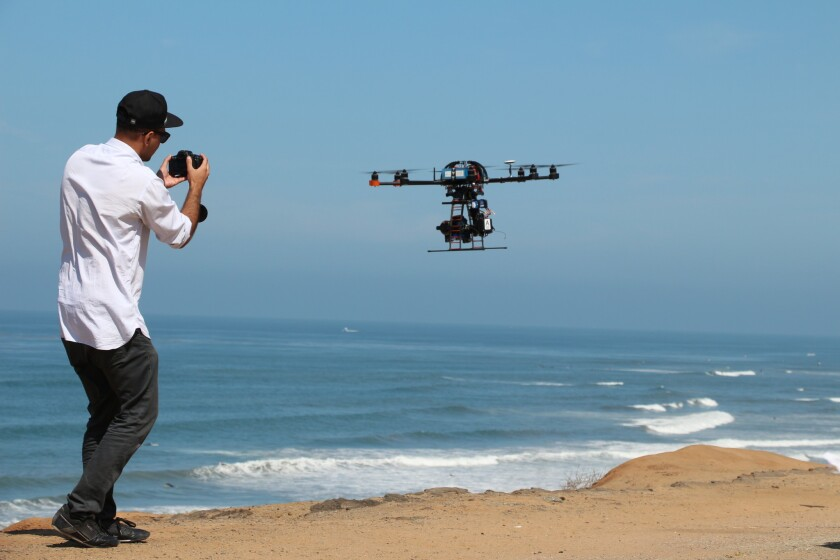 Hollywood drones