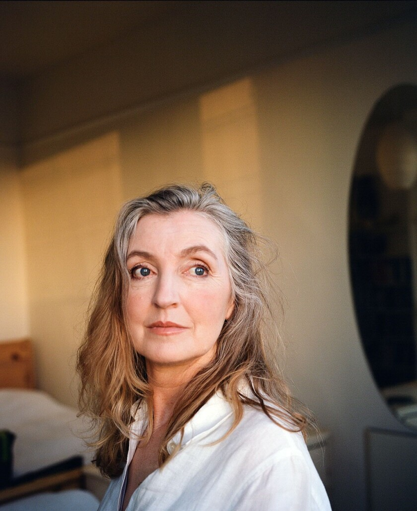 """Rebecca Solnit, the feminist author, charts her intellectual growth in """"Recollections of My Nonexistence."""""""
