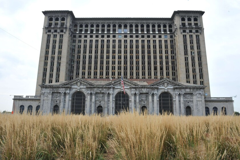The Hard Question For Detroit Bankruptcy Judge Is Not About Debt Los Angeles Times