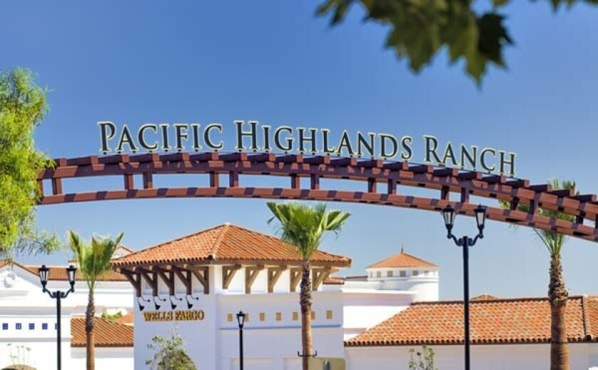 The Village at Pacific Highlands Ranch.