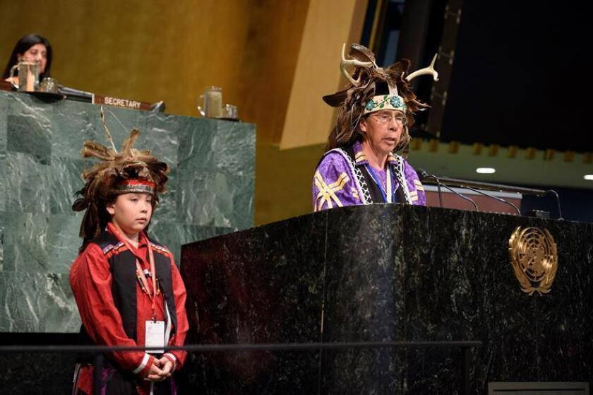 Proteger el conocimiento tradicional, clave para el Foro Indígena de la ONU
