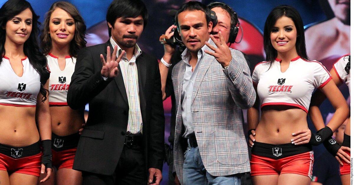 Manny Pacquiao envió un mensaje a Juan Manuel Márquez a propósito de su incursión en la política. Pacquiao y Márquez pelearon 4 veces con saldo de 2 victorias para el filipino, 1 empate y 1 victoria para el 'Dinamita'.
