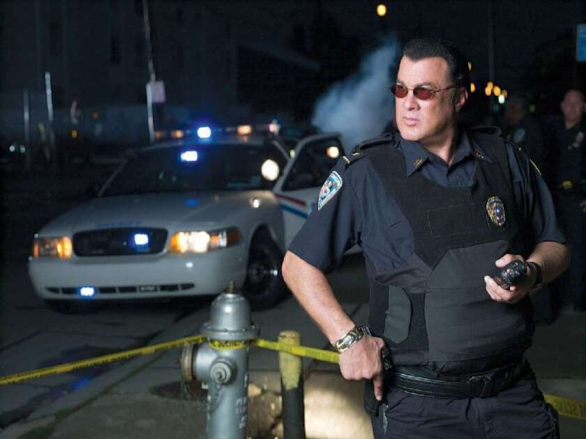 Lance Armstrong and Steven Seagal: Doing good?