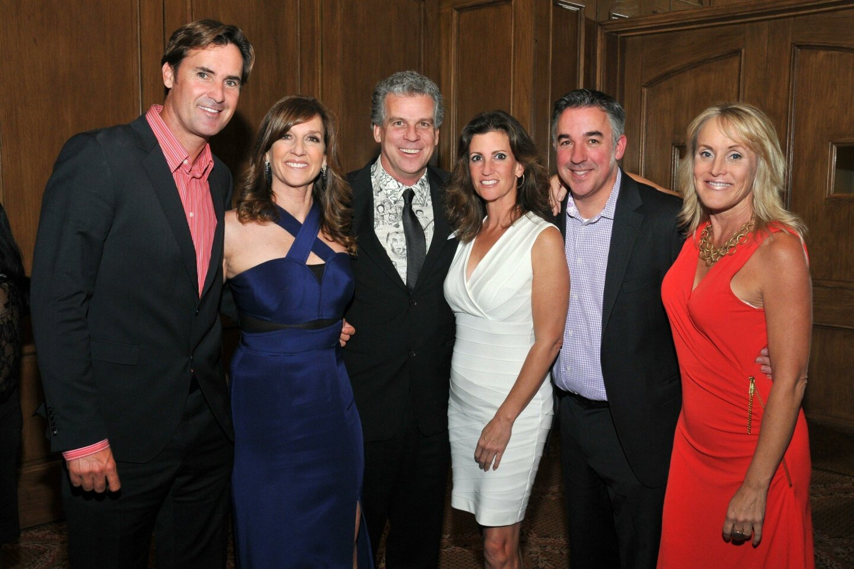 Arnaud L'official, Debby Jacobs, Brett Dickinson, Jennifer Kagnoff, Dan Klunk, Lisa Redmon