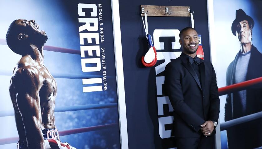 """BESTPIX - """"Creed II"""" New York Premiere"""