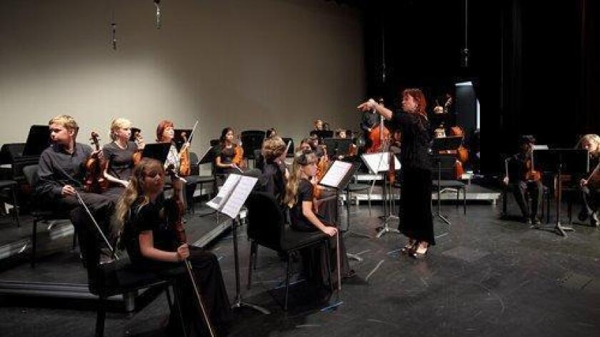 The Rancho Santa Fe School District will move forward on enhancing its visual and performing arts curriculum.