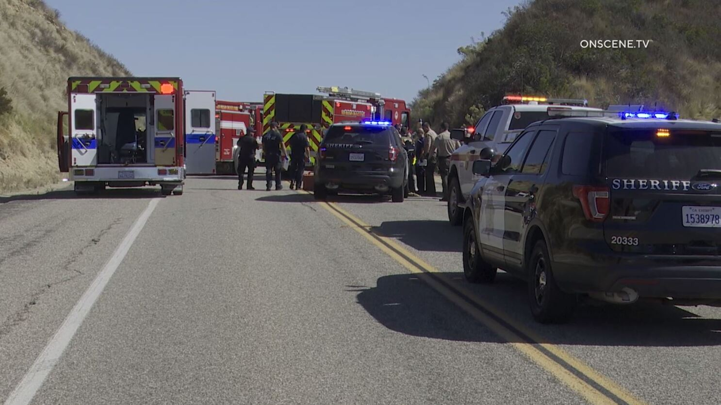 Deputies hit with bear spray, sheriff's dog stabbed during Jamul arrest