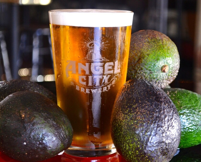 It's time for Angel City's summertime Avocado Ale