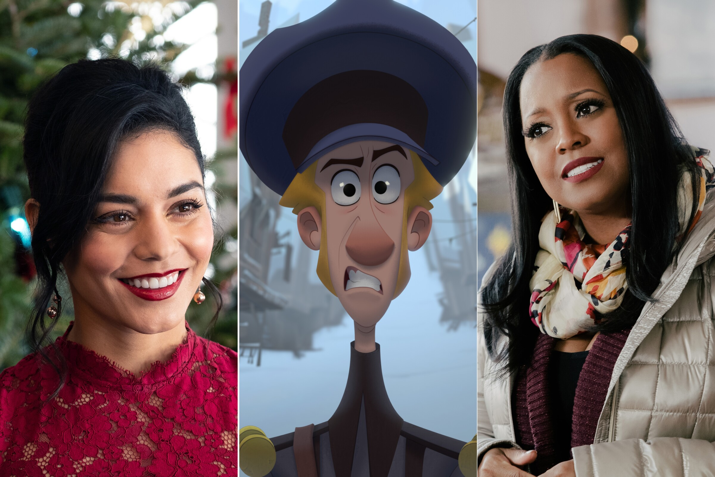 Ho, ho, ho: 10 new holiday movies to stream with family and friends - Los Angeles Times