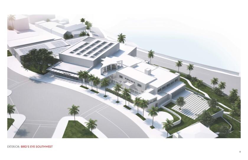MCASD rendering