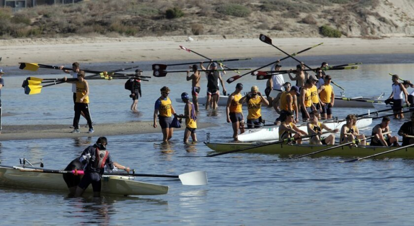 Sunday was the final day of the 2014 San Diego Crew Classic Regatta, which brought strong crew teams from all over the country to compete for some of the most coveted titles in the sport.