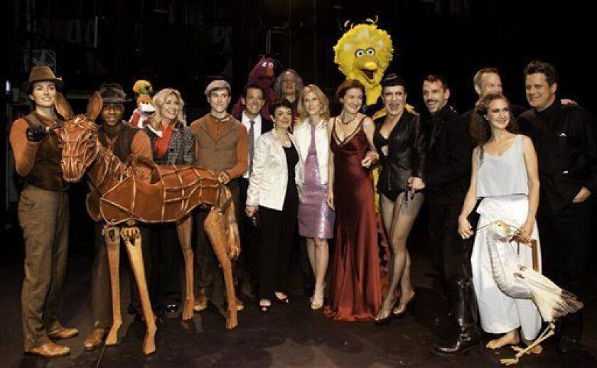 All hail the puppet queen _ Cheryl Henson - The San Diego
