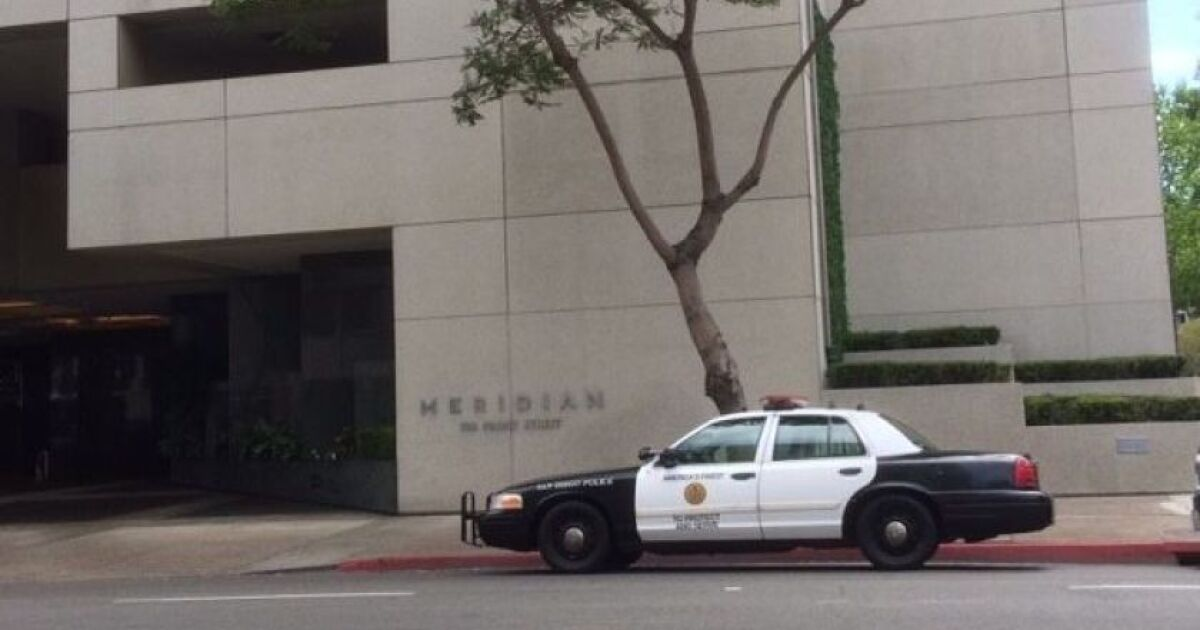 Woman's suspicious death in San Diego high-rise ruled an overdose