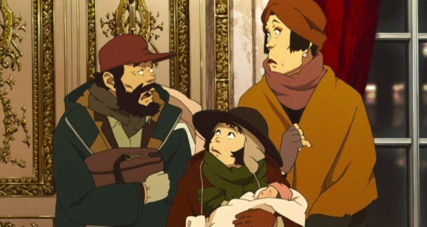How Shakina Nayfack Reclaimed Trans Role In Tokyo Godfathers Los Angeles Times