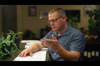 Christopher Van Meter, former California Army Reserve captain and Iraq veteran