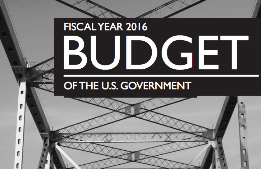President Obama's budget includes a poke in the GOP's eye on Social Security