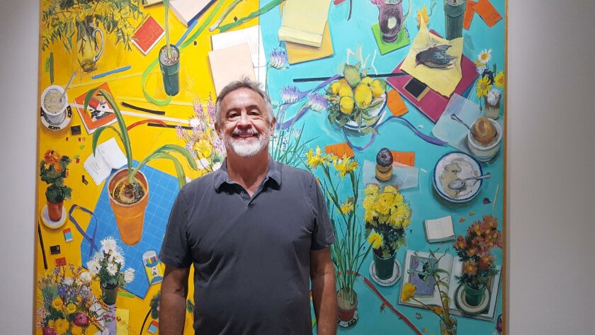 Mark Quint will rename Quint Gallery as Quint Projects.