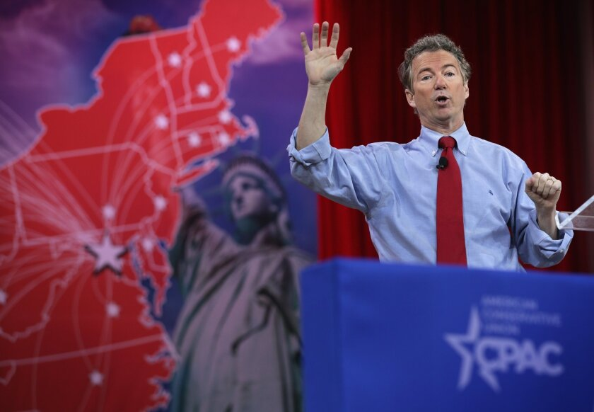 Conservatives Gather For Annual CPAC Convention