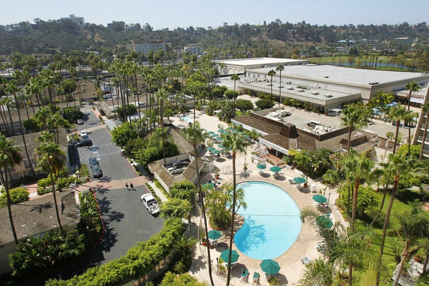 The 40-acre Town and Country resort, which began life as a Mission Valley motel more than 60 years ago, is on tap for an $80 million overhaul that will be oriented around a new two-acre water attraction.