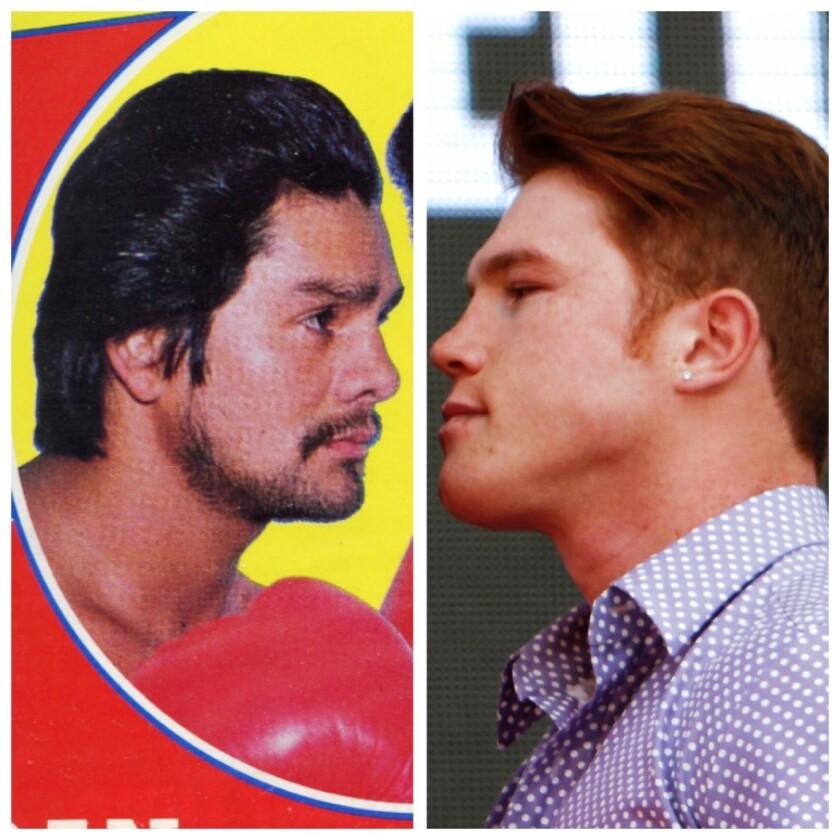 Duran vs. Canelo