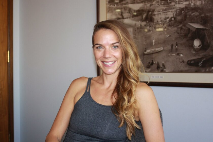 Mommy Workout founder Magdalena Patterson