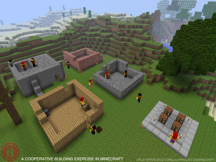 A documentary on Minecraft streams this weekend on Xbox Live.