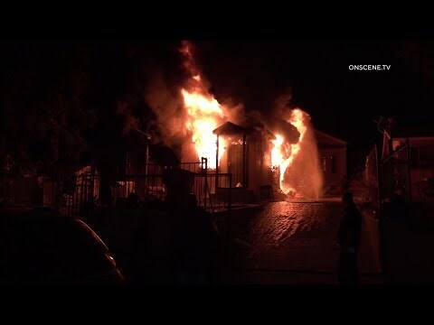 Son arrested in Logan Heights arson that killed 3 in family