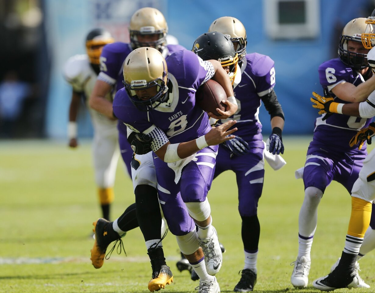 St. Augustine wins Division ll football title