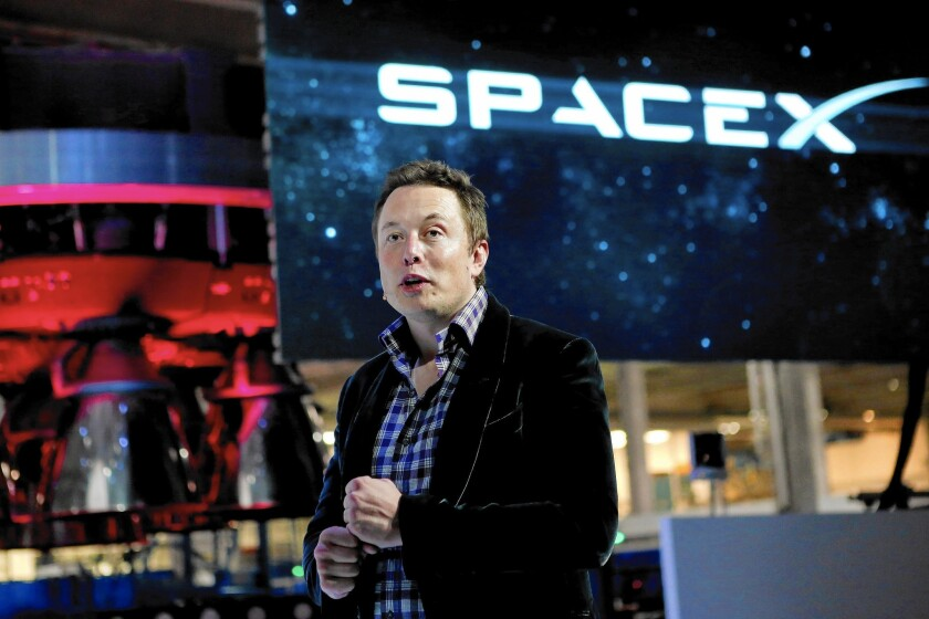 Elon Musk has his plate full -- as the CEO of SpaceX and Tesla and chairman of SolarCity.