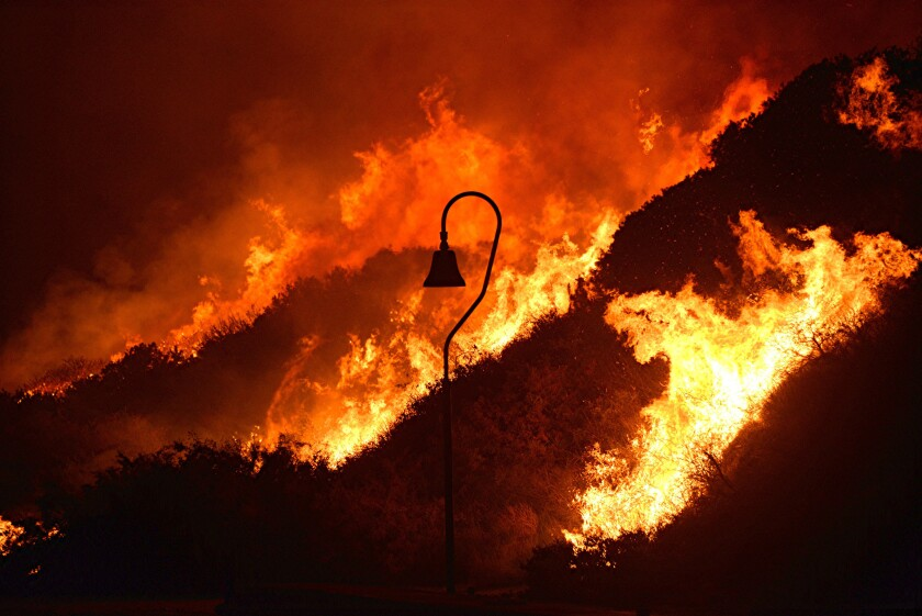 Ventura fire