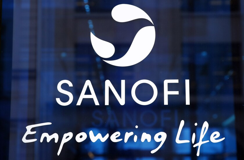 Virus Outbreak France Vaccine Sanofi