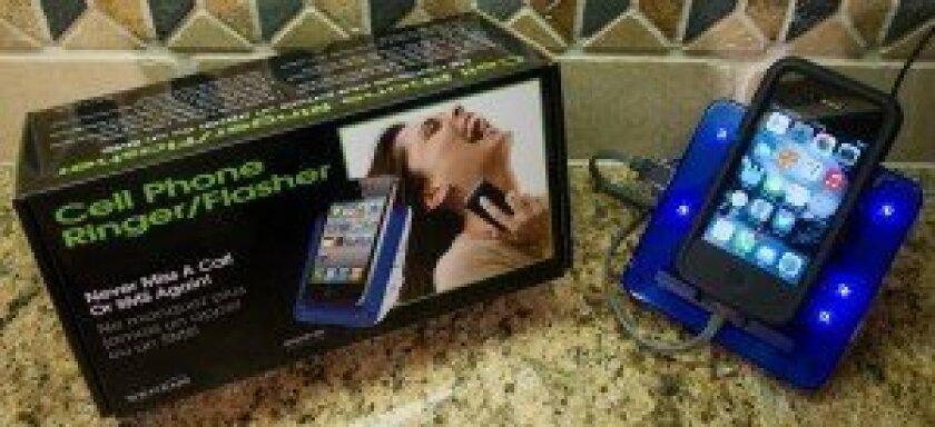 SERENE innovations Cell Phone Ringer/Flasher