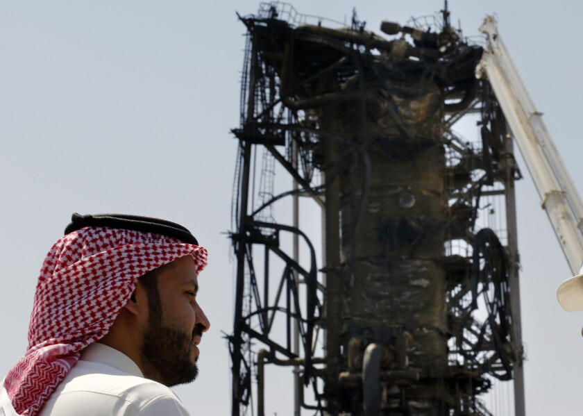 Saudi Persian Gulf Tensions