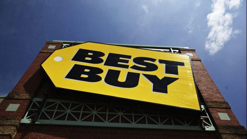 Best Buy spends $800 million on health technology company